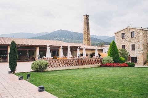 fotos de boda en simo de palau montblanc tarragona