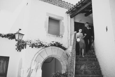 fotos postboda en Roc de Sant Gaieta Tarragona