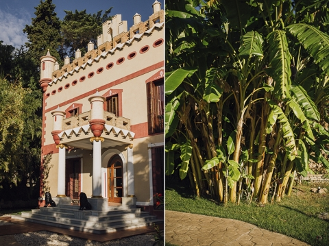 fotos boda en villa retiro en tarragona