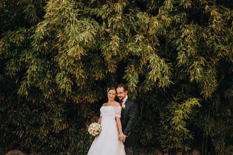 fotos boda en villa retiro tarragona