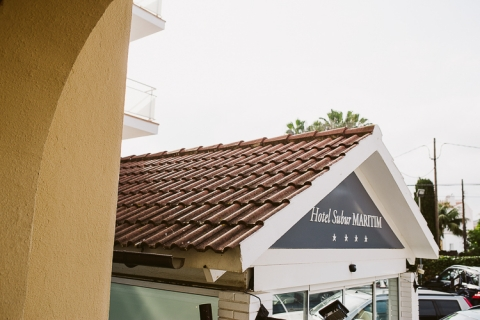 fotos de boda en sitges hotel subur maritim